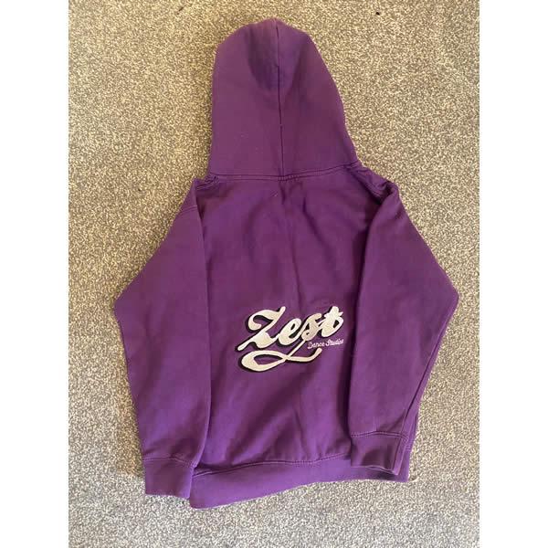 Zest Zip Up Hoodie